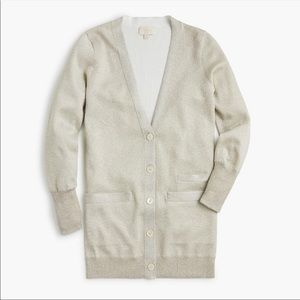 J Crew Collection Cardigan